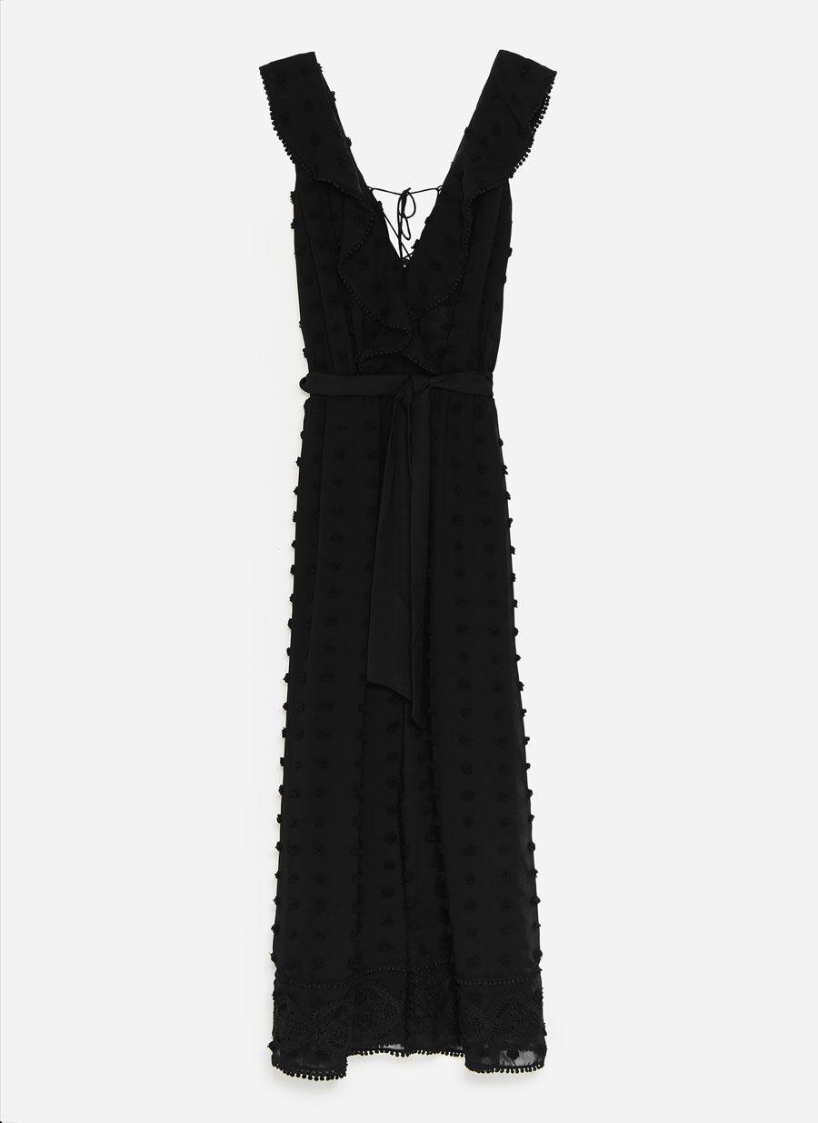 vestidos negros de Halloween