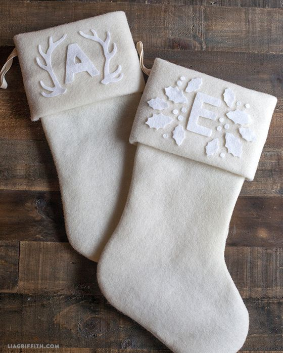 25 Unique Christmas Stockings Best DIY Ideas for Holiday