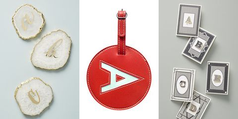 Monogram Gift Ideas