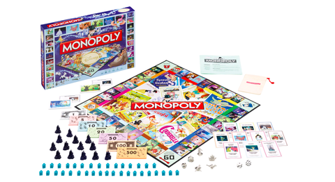 Christmas Board Games 2019.We Will Be Asking For This Disney Monopoly For Christmas