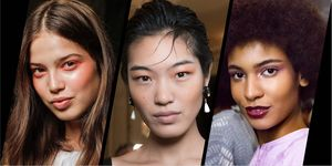 Monotone make-up trend spring/summer 2019