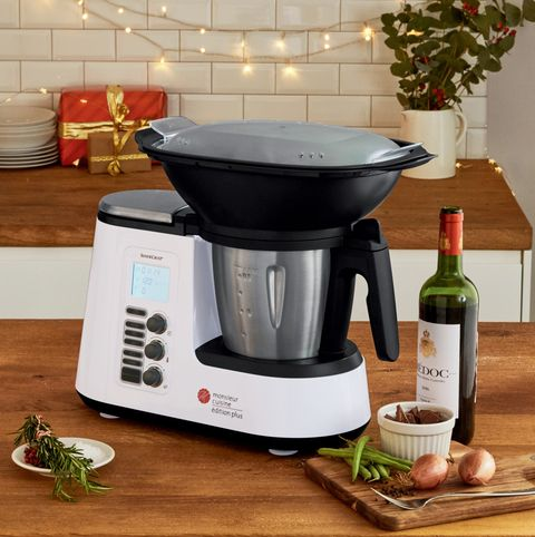 Robot de cocina de Lidl Monsieur Cuisine Edition Plus