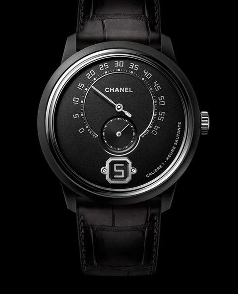 Monsieur de Chanel Édition Noire