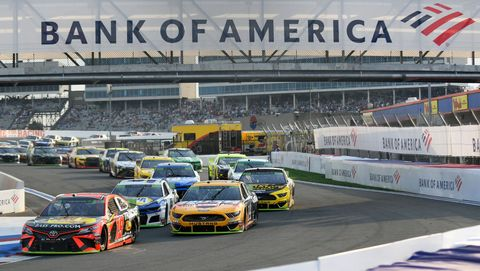 auto sep 29 monster energy nascar cup series bank of america roval 400