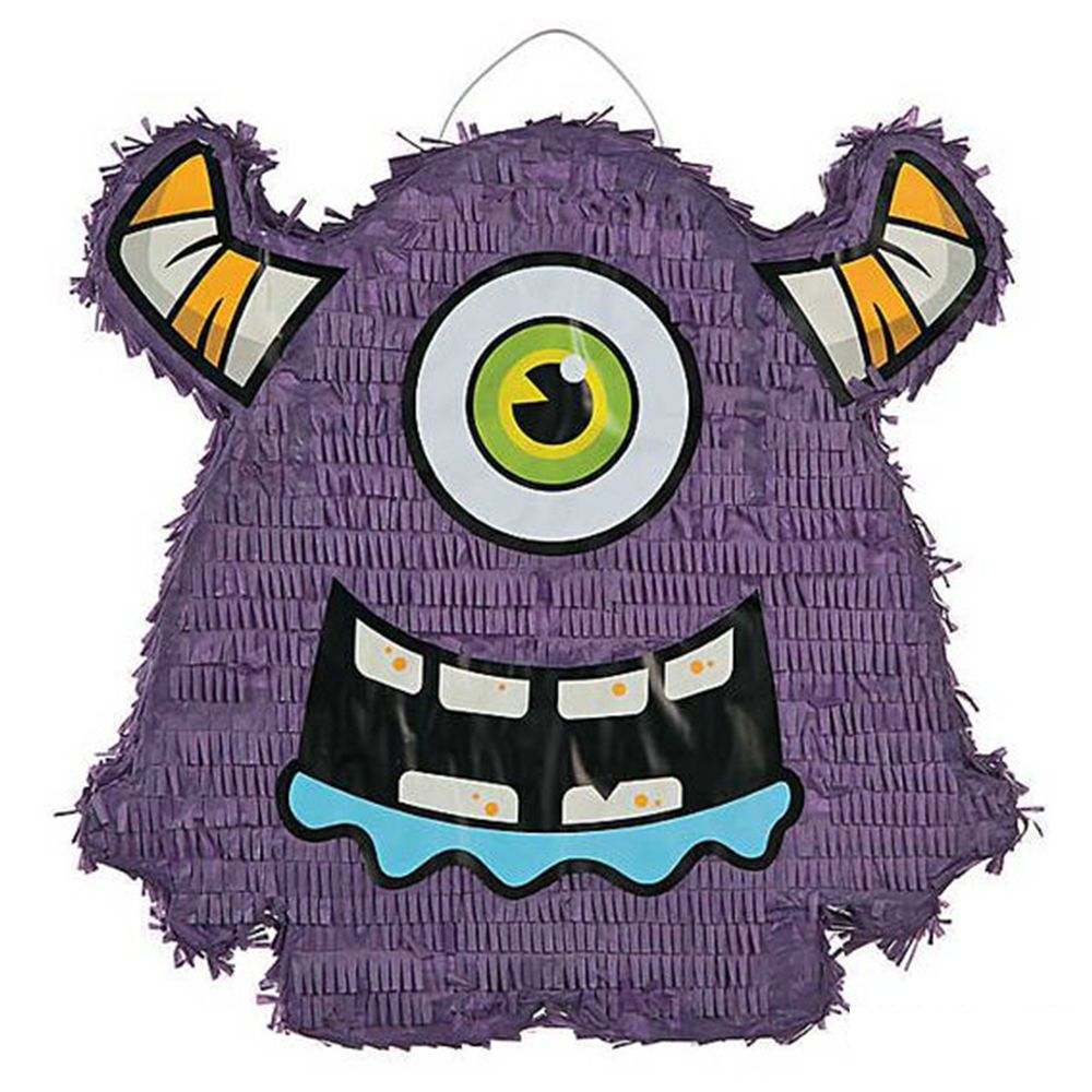 Monster Bash Halloween Piñata