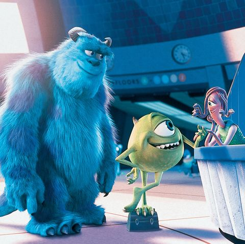 Monsters, Inc. (Mike and Sulley)