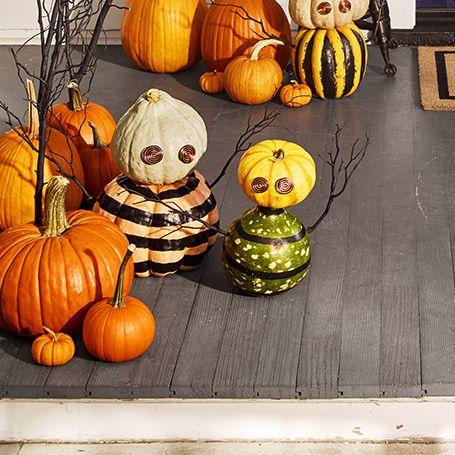 monster mash up pumpkins