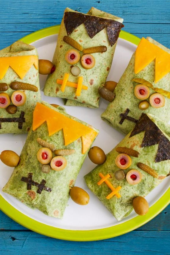 40 Easy and Creative Halloween Appetizers That Are Scary Good