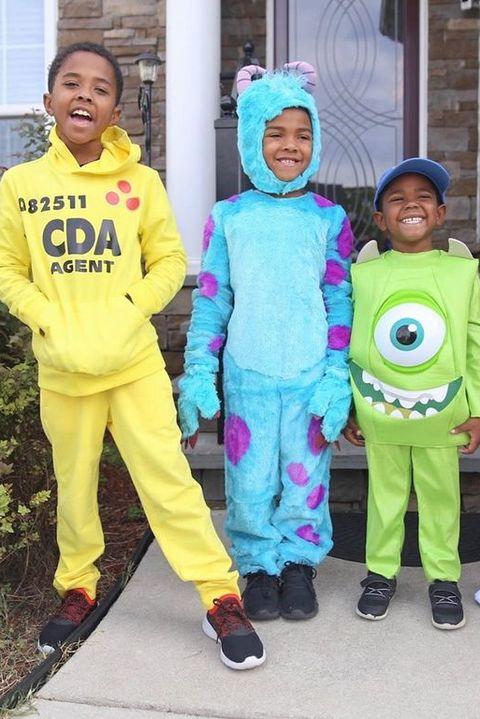 monsters inc halloween costume