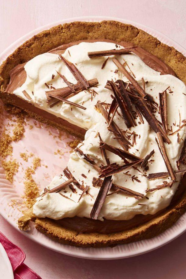 Valentine's Day Desserts - Mont Blanc