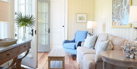 Room, Living room, Furniture, Interior design, Property, Blue, Building, Floor, Home, Wall,