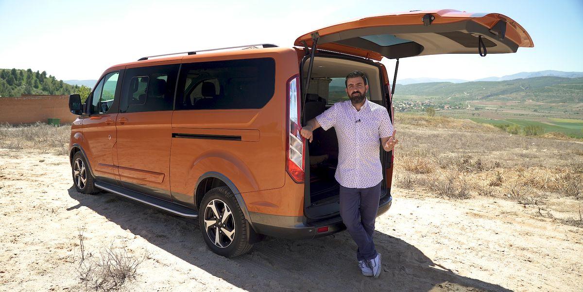 Ford Tourneo Custom Active: Probamos la furgo que quiso ser SUV