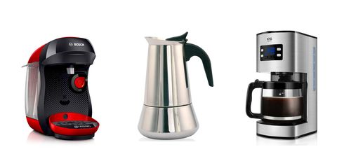 Small appliance, Home appliance, Coffeemaker, Product, Kitchen appliance, Drip coffee maker, Mixer, Kettle, Electric kettle,