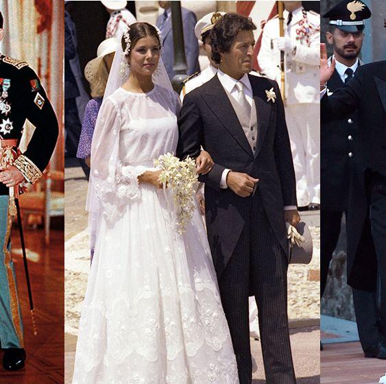 1ac7c05f9 Así se han vestido en su boda las novias del Principado de Mónaco ...