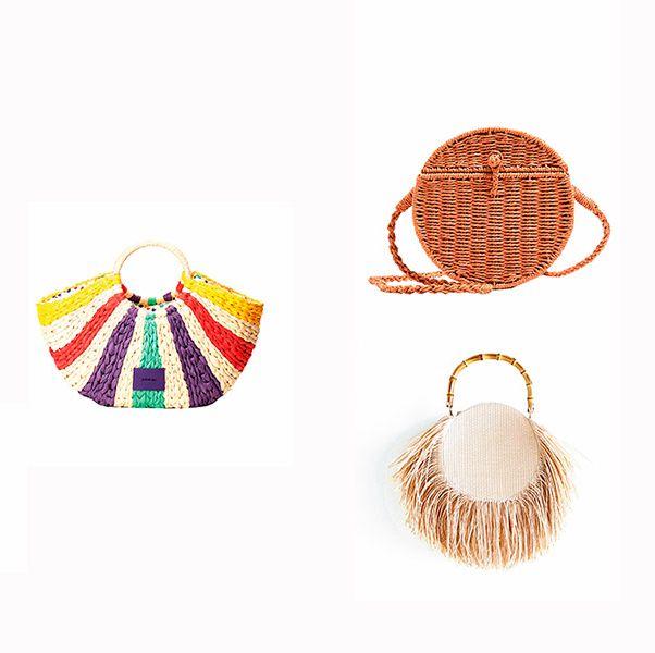 Moda, bolsos de verano