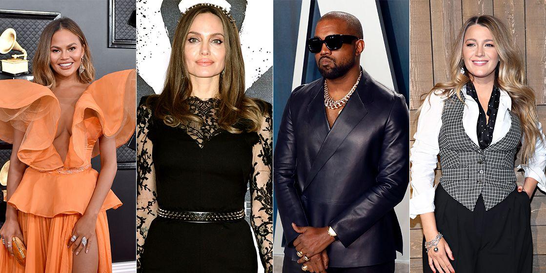 De Angelina Jolie a Kanye West: estas son las causas en las que las celebrities invierten su fortuna