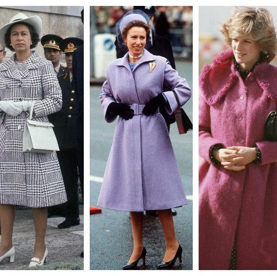 abrigos royals britanicas
