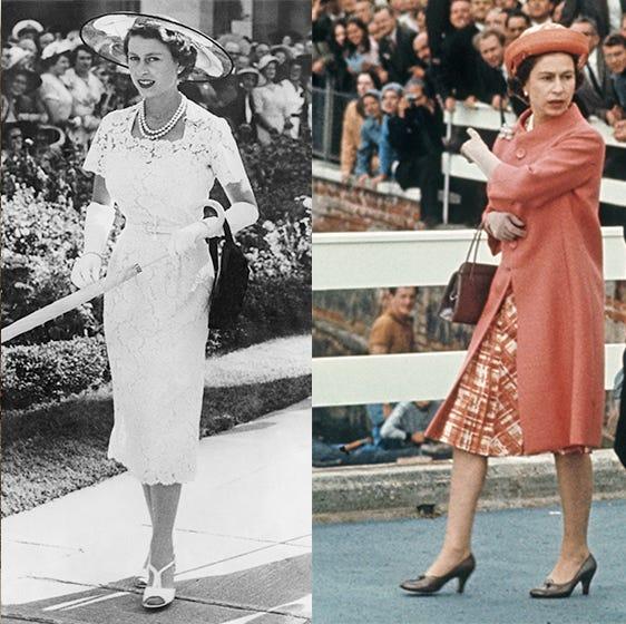 Photograph, Fashion, Vintage clothing, Retro style, Snapshot, Dress, Street fashion, Classic, Footwear, Black-and-white,