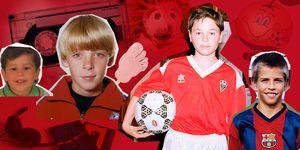 seleccion española mundial de rusia video niños