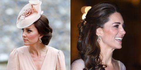 f45154e7ee Kate Middleton y su look de princesa de cuento - El look más ...