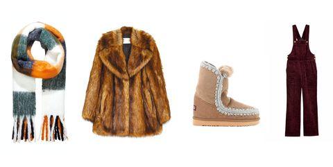 Moda para combatir el frío