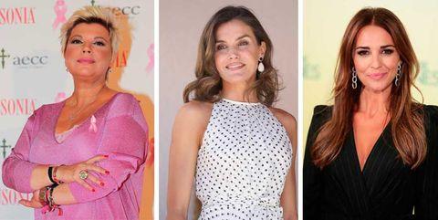 Meghan Markle, Terelu Campos, reina Letizia, Paula Echevarría las mujeres del año 2018