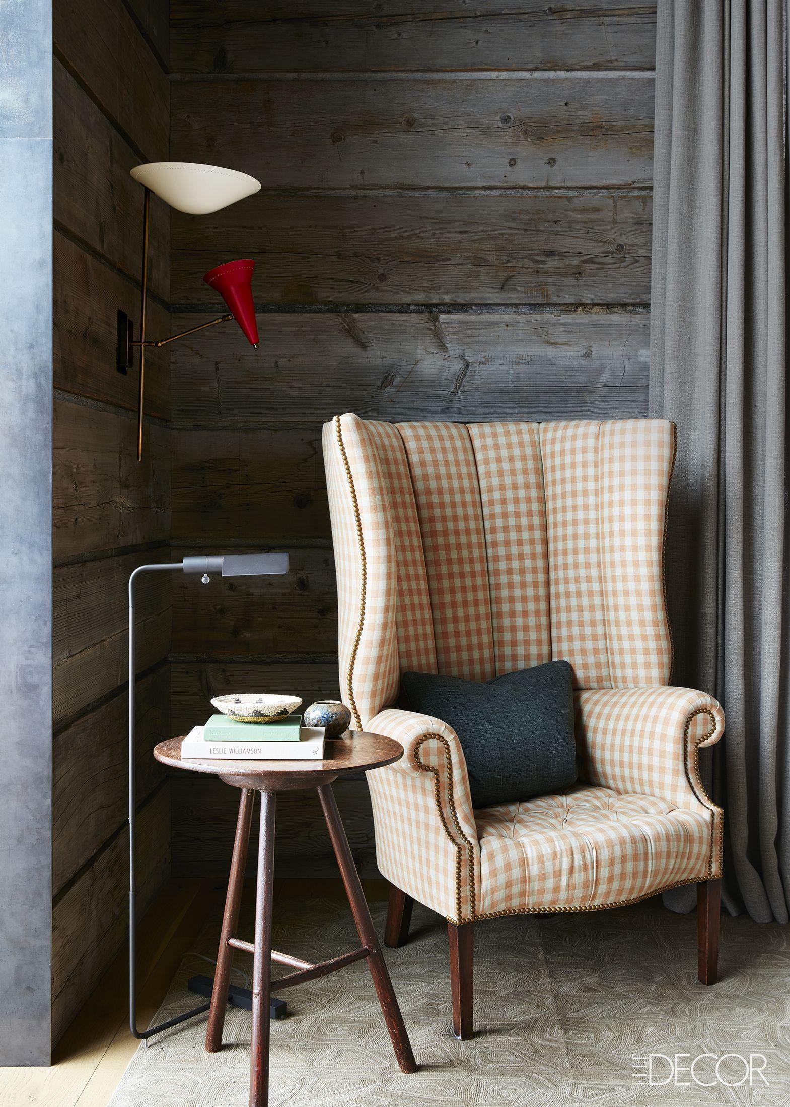Get The Look Modern Rustic Interior Design In A Masculine