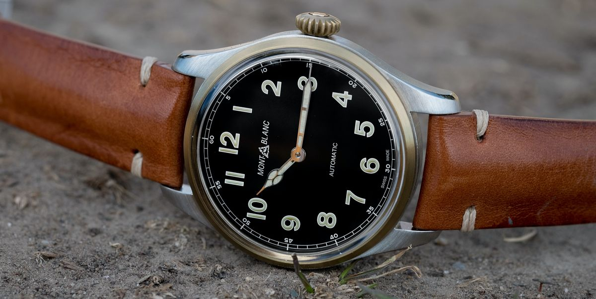These Montblanc Watches Are a Rare 20% Off