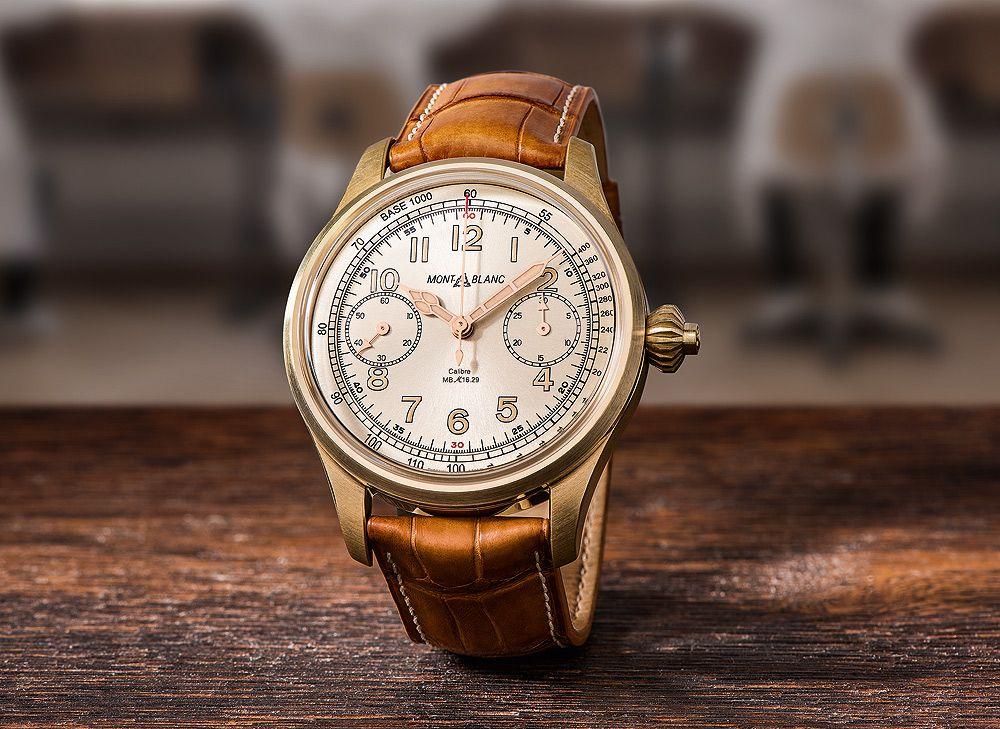 Montblanc 1858 Automatic Chronograph
