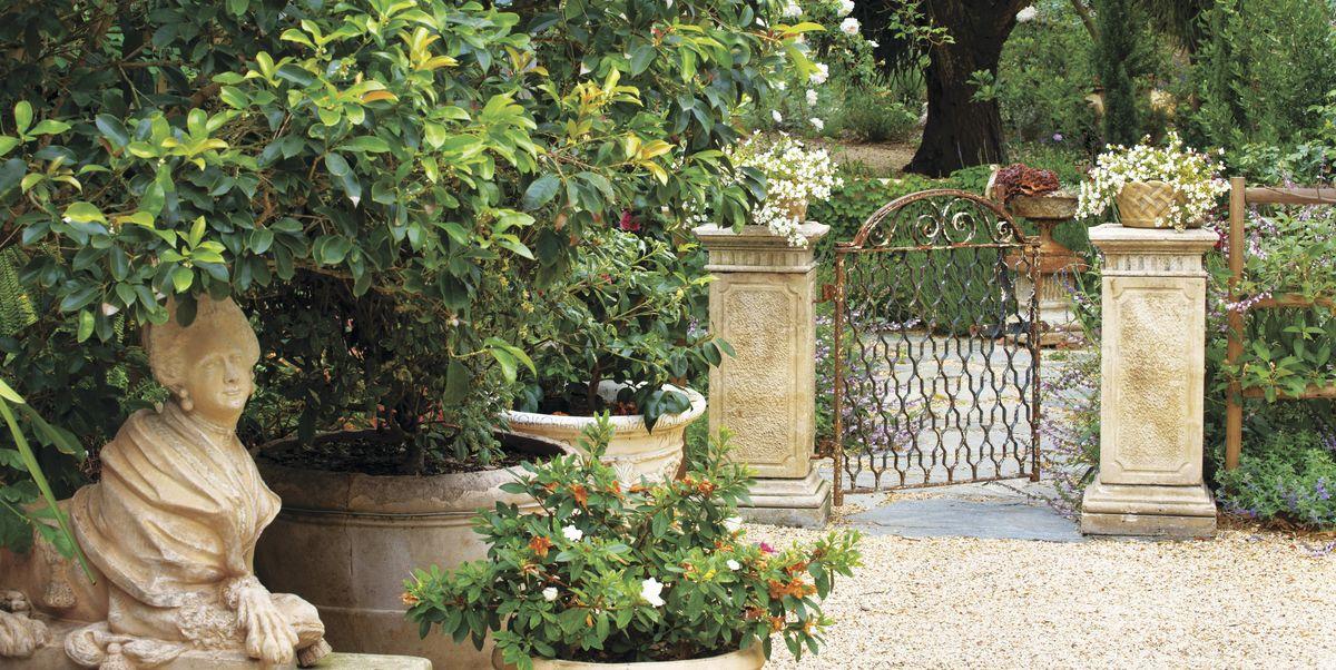 This Montecito Garden's Wildly Beautiful Spirit Is Awakened After Enduring Destructive Mudflows