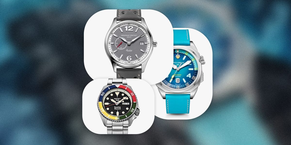 All the Coolest Watches That Came Out in June, 2021