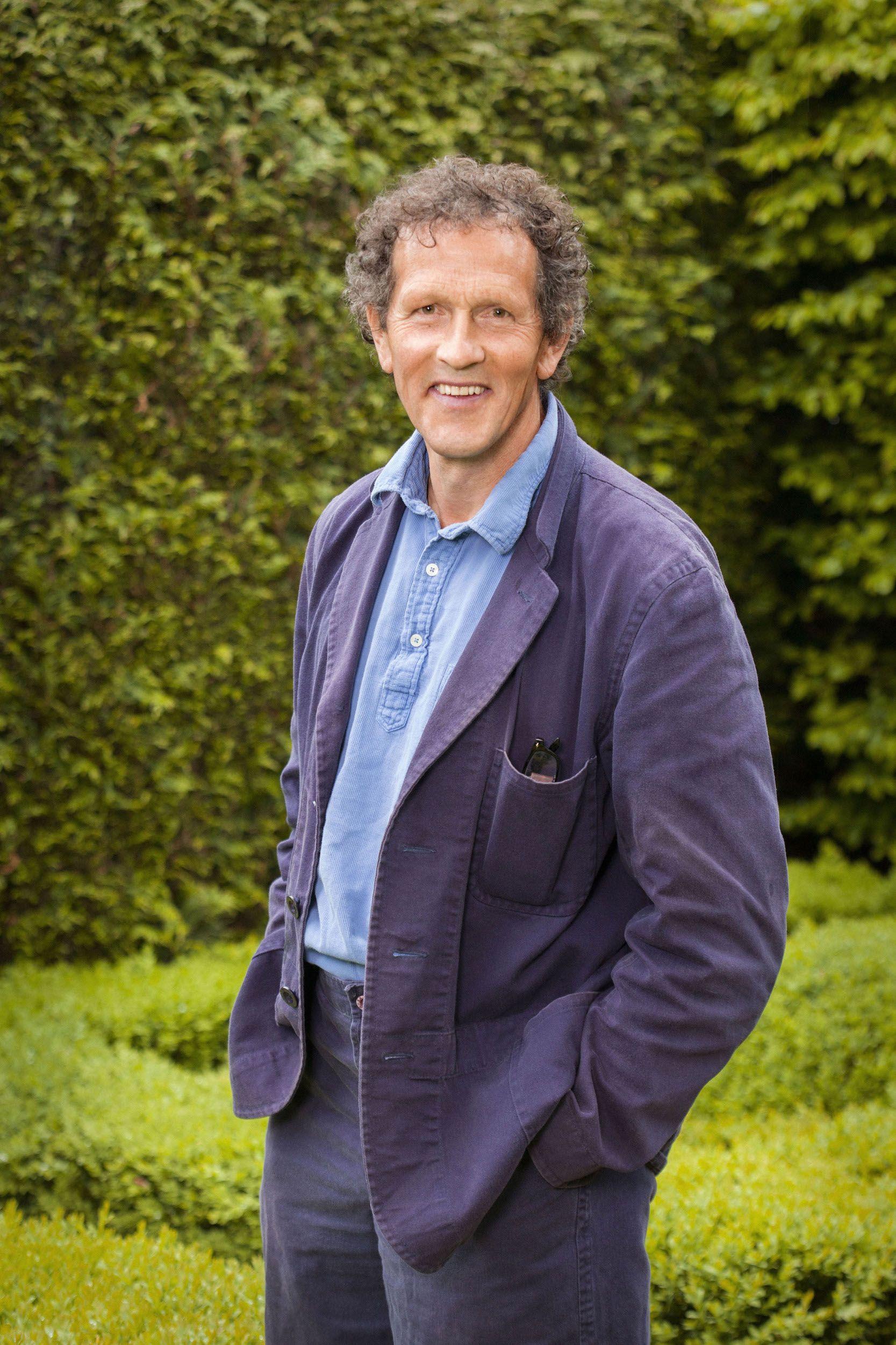 Monty Don praises the healing power of gardens during lockdown