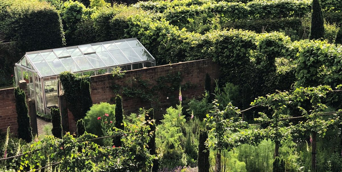 Monty Don S Garden Voted Most Popular Garden Photo On Instagram