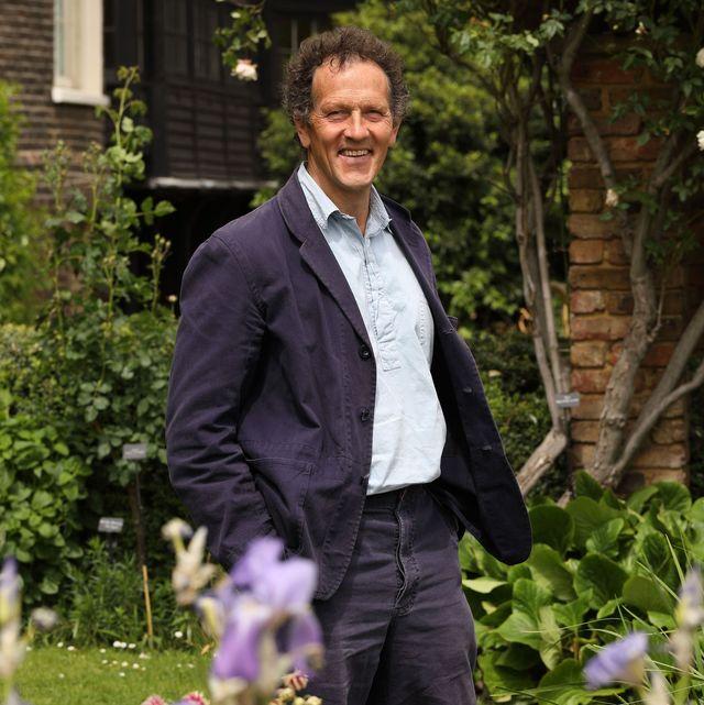 Monty Don reveals 'unglamorous' part of filming Chelsea Flower Show