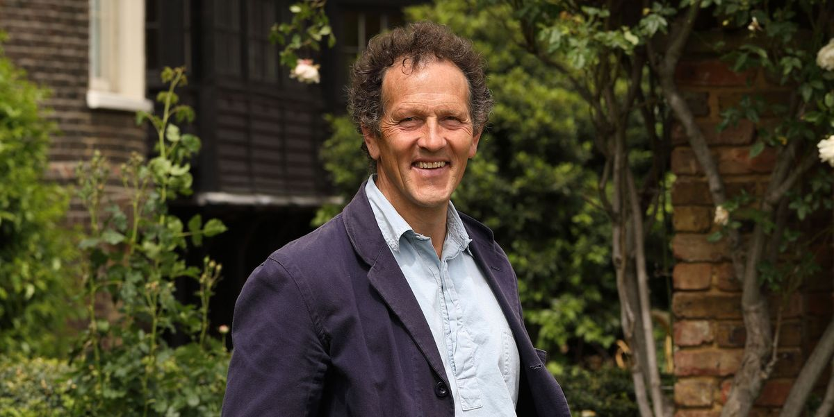 """Monty Don says paved driveways are one of the """"worst contributions"""" to climate change"""
