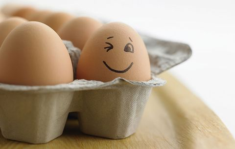 eggs boost mood