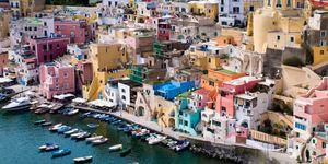 mooie bestemmingen Europa, Napels, Italië, stedentrip, bijzonder