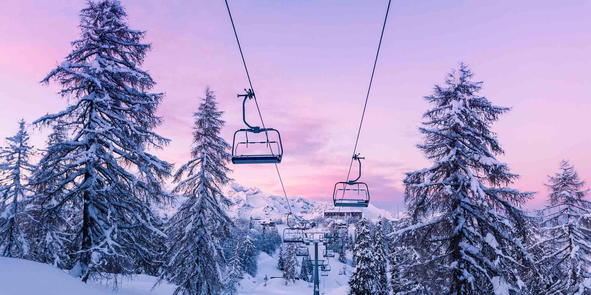 Dit zijn de zeven mooiste skigebieden van Europa