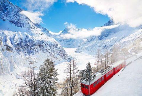 Mooiste treinreizen