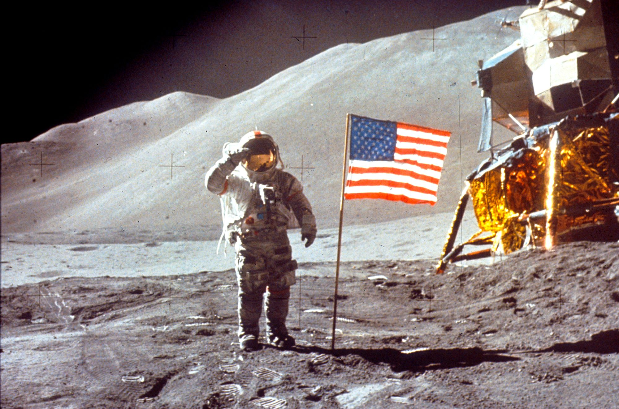 NASA Is Taking America Back To The Moon For The First Time In 50 Years