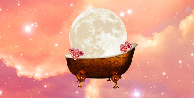 星座のエレメント別、新月の日におすすめの入浴法