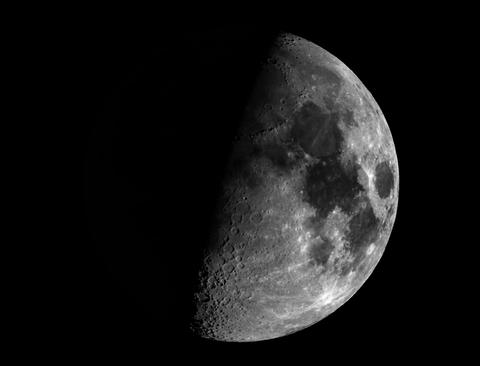 nasa lunar south pole