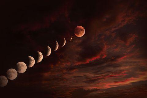 睽違24年超夢幻巨大滿月!傳說中的「紅色月亮」現身,錯過要等到2033年