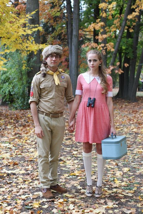 moonrise kingdom halloween couples costume
