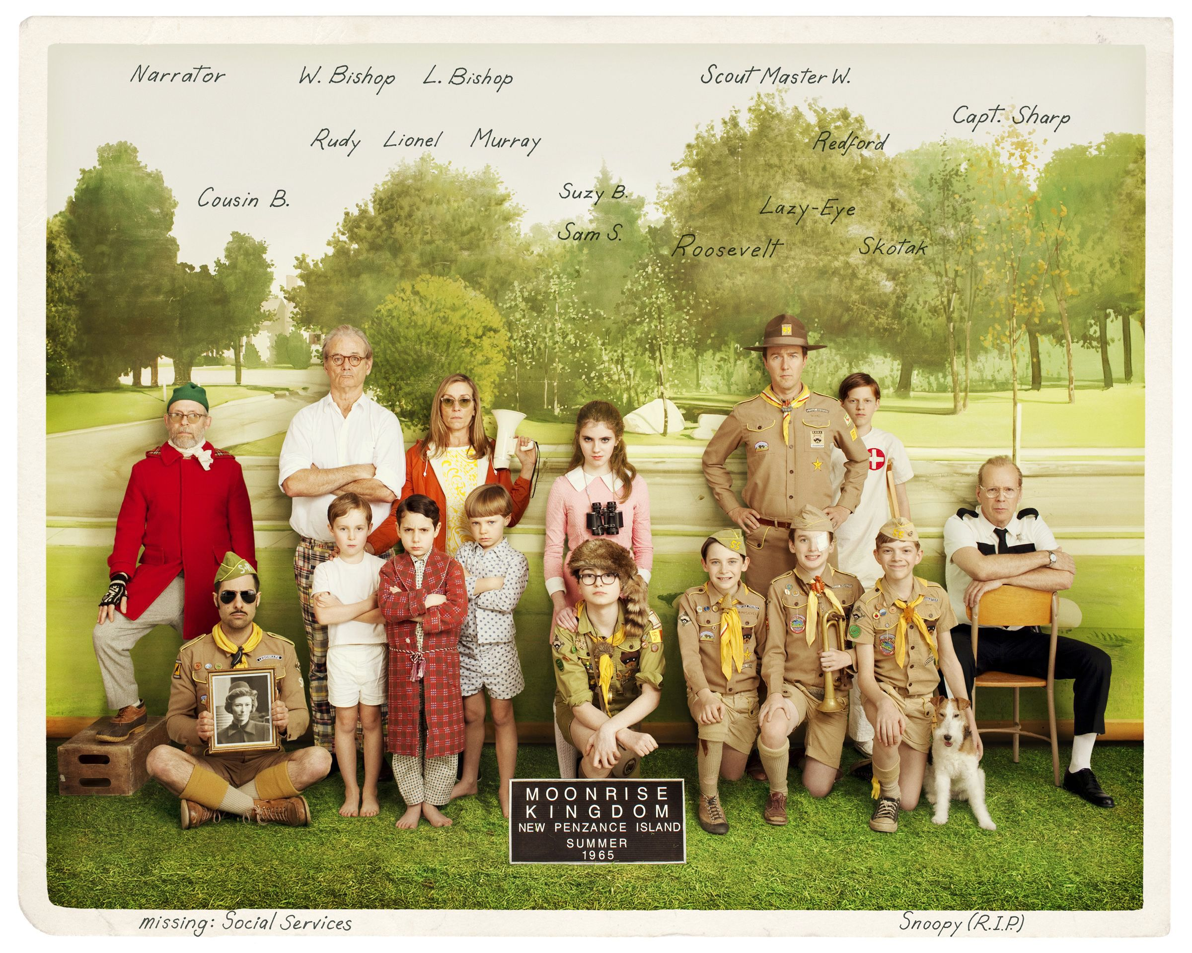 Stream Moonrise Kingdom, Gosford Park, and More with Focus Features' Free Movie Mondays