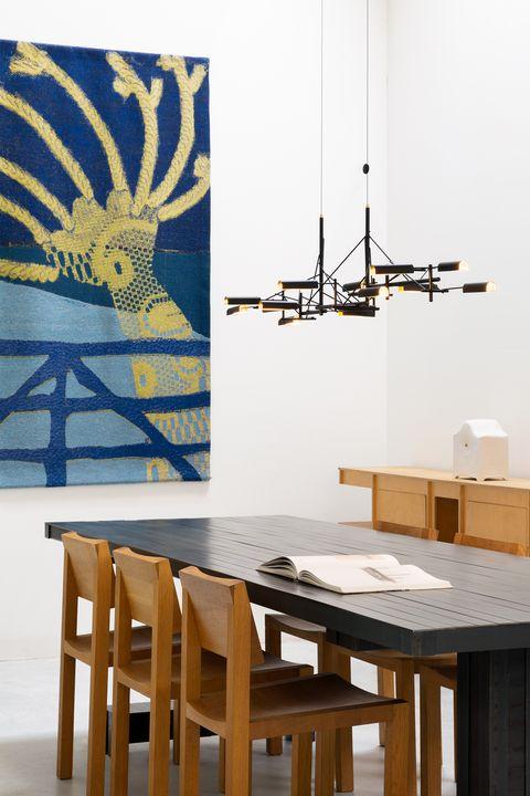 Wood, Table, Room, Furniture, Interior design, Line, Hardwood, Plywood, Design, Wood stain,
