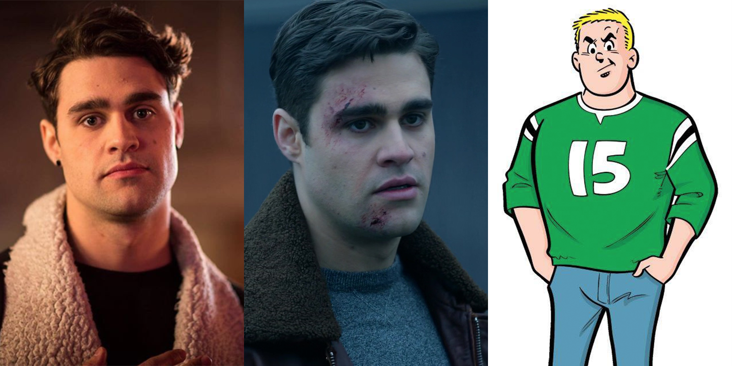 Riverdale Cast Vs Archie Comic Photos Riverdale Actors In Real Life