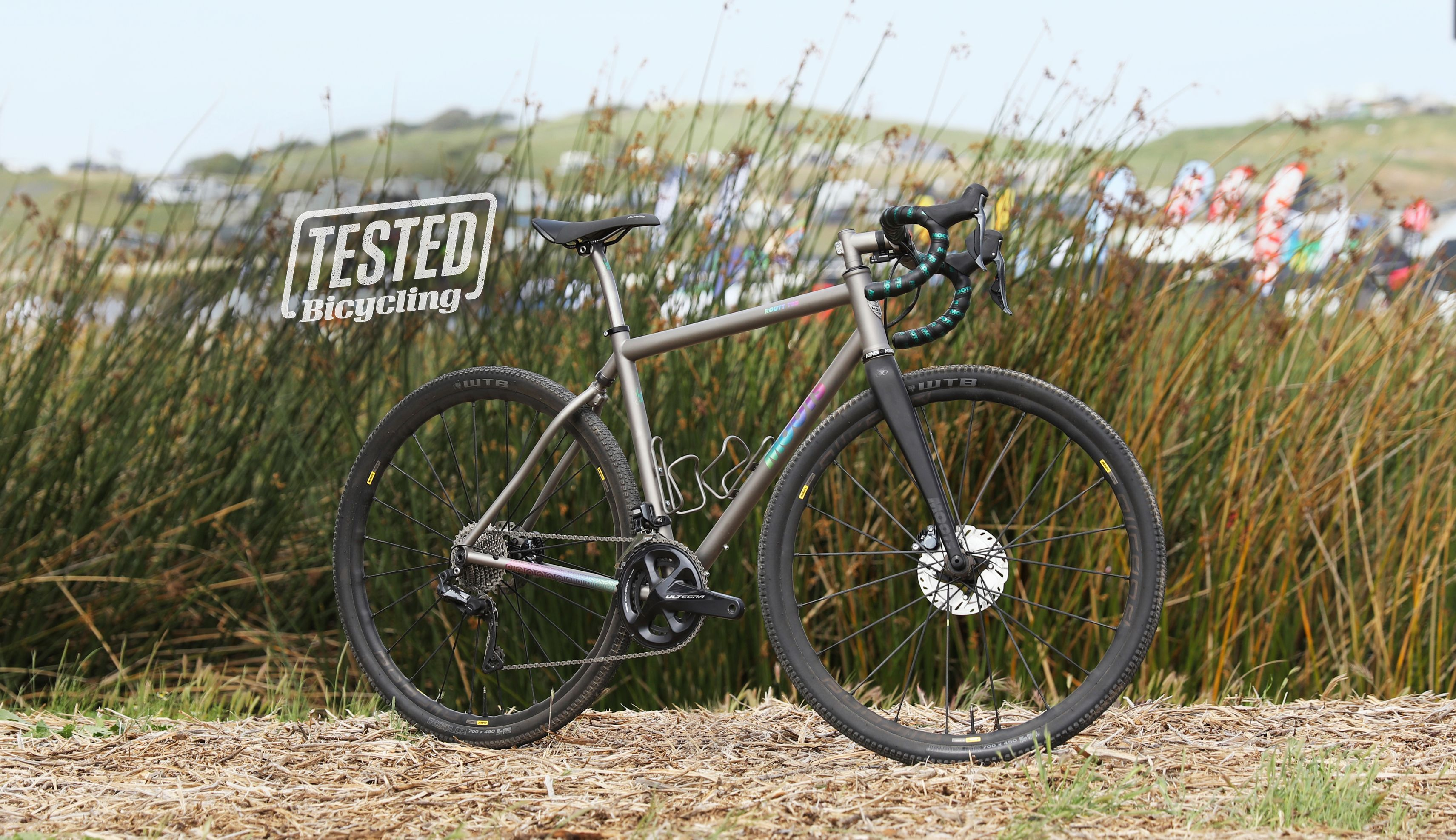 Go Anywhere, Faster, on Moots' YBB Gravel Bike