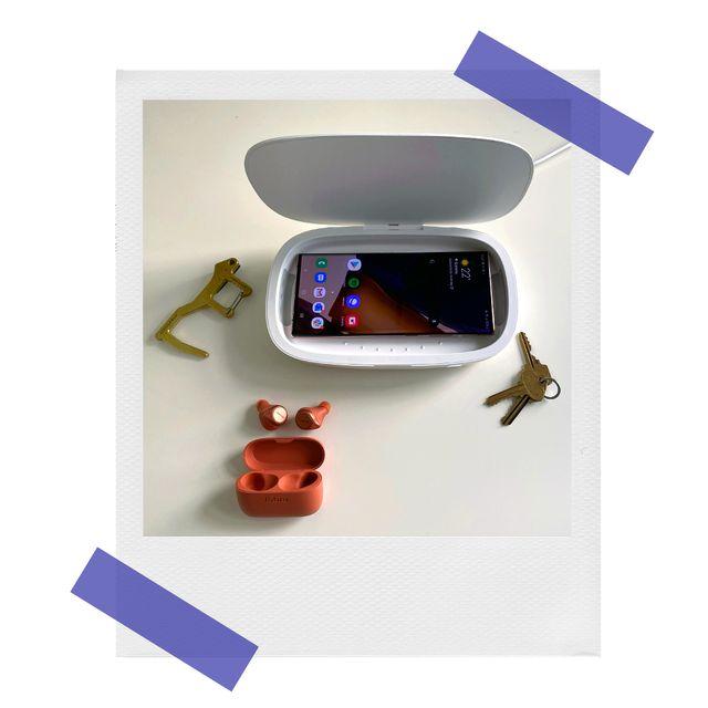 mophie phone sanitizer