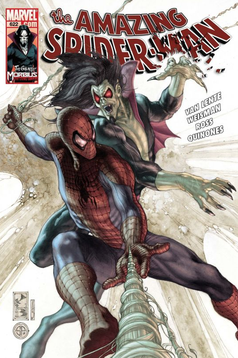 morbius spider man far from home